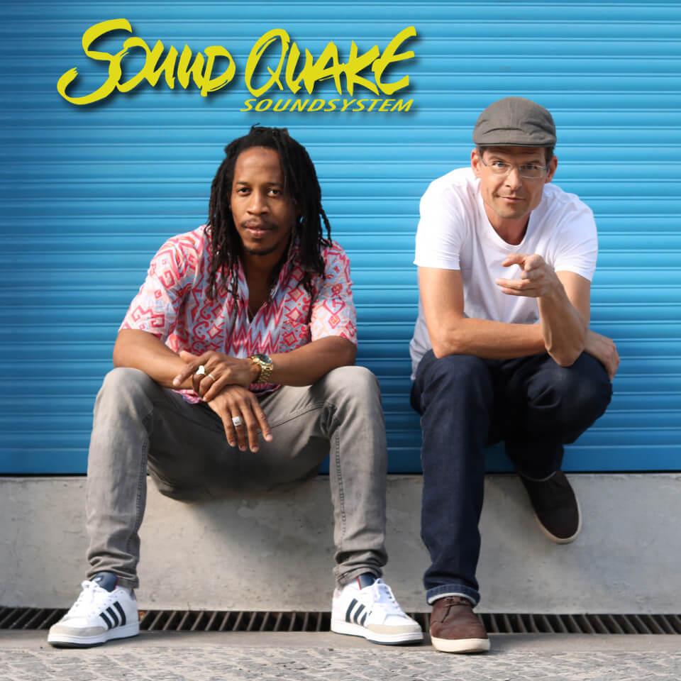 Sound Quake DJs Reggae Dancehall
