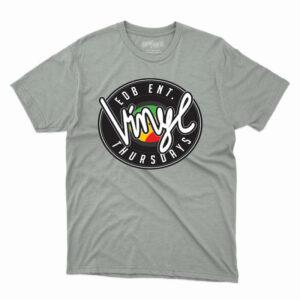 Vinyl Thursdays - T-Shirt - grey