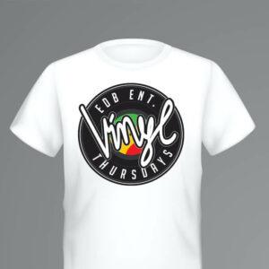Vinyl Thursdays - T-Shirt - white / color
