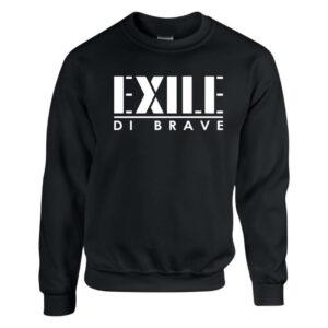 Exile di Brave - Pullover black